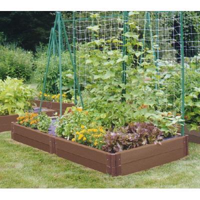 Raised Garden: Garden.