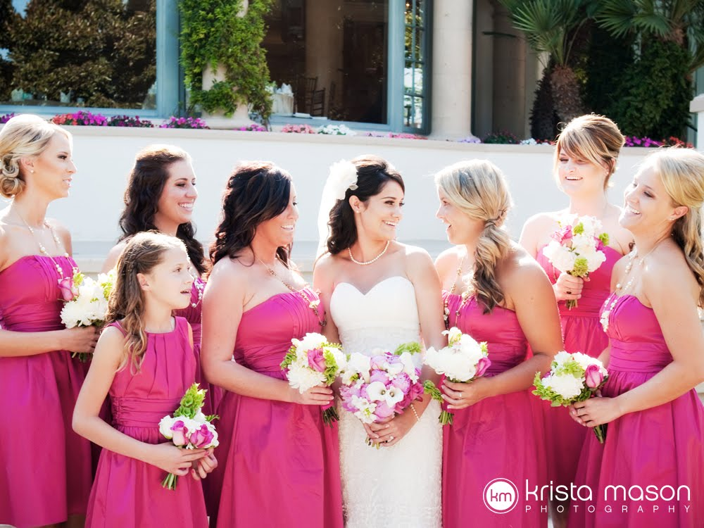love this | color inspiration | pink | wedding} - Krista Mason ...