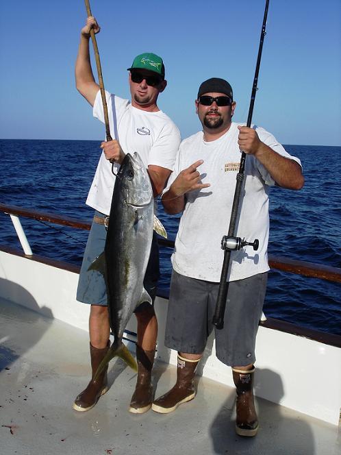American Angler - Cedros