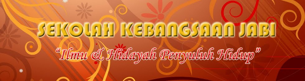 BLOG RASMI SK JABI