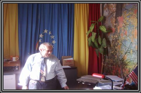 Presedinte al LDICAR-EUROPA - Petru Antoni