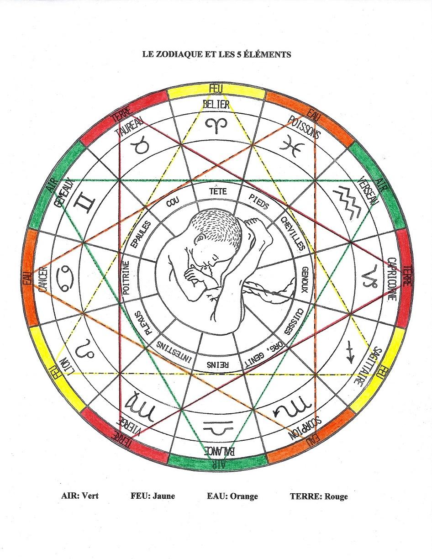 Le corps sait le d terminisme nerg tique for Astrologie maison 2