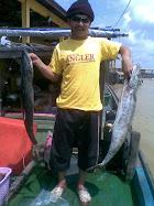 Hasil laut Trip Nyandat & Tenggiri Laut Kemaman 23-24 Mei 2009