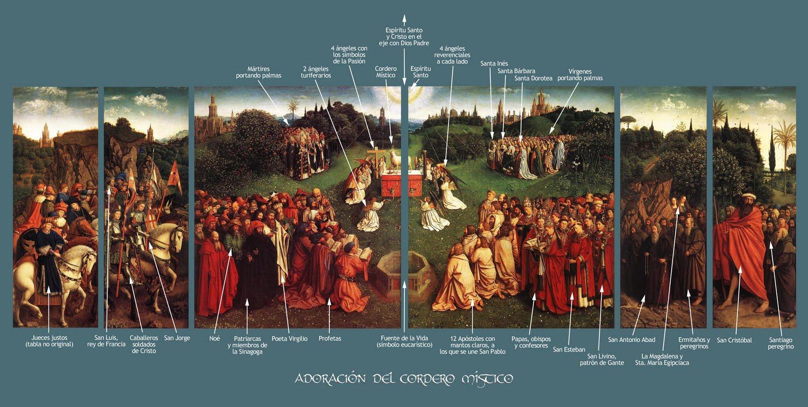 Los santos aparecen agrupados seg 250 n su condici 243 n y proceden de los