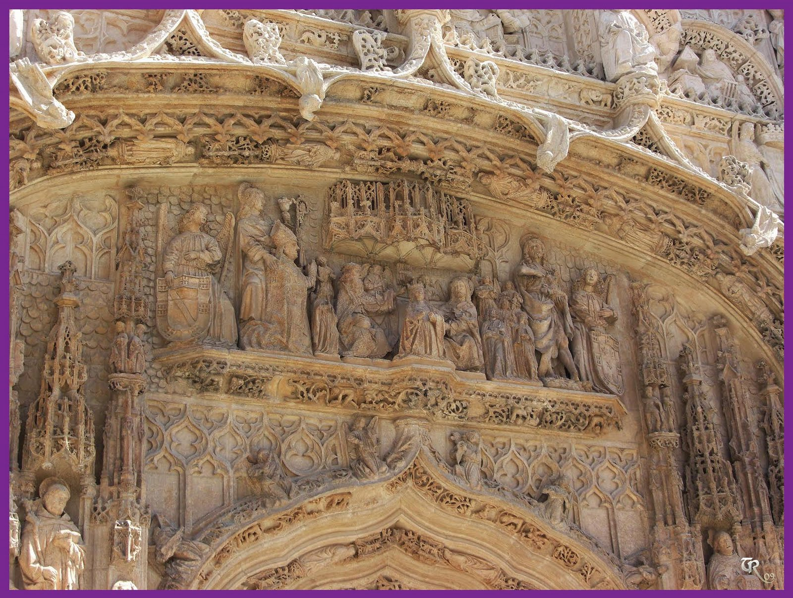 Domvs pvcelae historias de valladolid la fachada de san - Trasdos valladolid ...