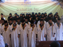 Oath Taking, Graduation IISTAC