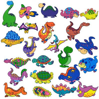 Free For Photoshop Dinosaurs Clipart
