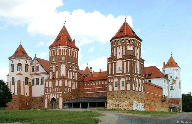 ネスヴィジ城の画像 p1_7