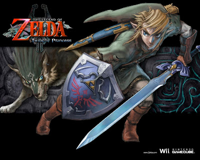 The Legend of Zelda: Twilight Princess [Wii]