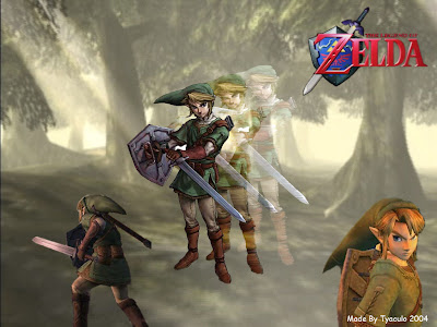 Wallpapers de The Legend of Zelda
