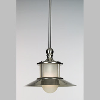Quoizel NA1510BN New England Piccolo Pendant Light