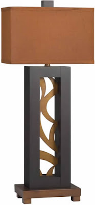 Kichler 70610 1 Light Console Table Lamp Expresso