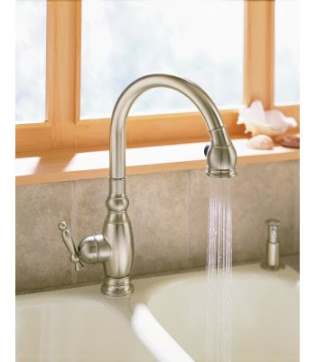 Kohler K-690 Vinnata Kitchen Sink Faucet