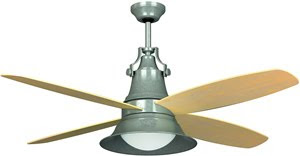 Craftmade UN52GV 2 Light Union Outdoor Ceiling Fan