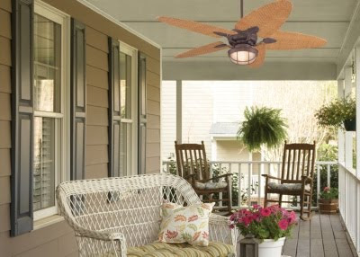 Monte Carlo 5PE56NO Peninsula 56 Inch 5 Blade Outdoor Ceiling Fan