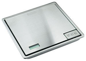 Franke LKS-01 Electronic Stainless Steel Scale