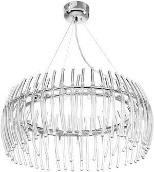 Access 55522 Perseus 20 Light Crystal Chandelier Chrome