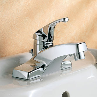 American Standard 2175.200.002 Colony Chrome Single Handle Bathroom Faucet