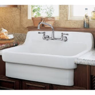 Country Kitchen Sink : Need Plumbing Supplies: American Standard Country Kitchen Sink