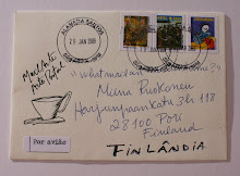"""What is mail art means to me?  2009"""