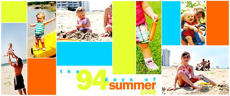 The 94 Days of Summer 2008