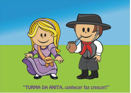 TURMA DA ANITA