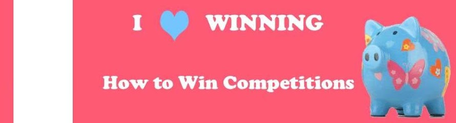 I LOVE WINNING