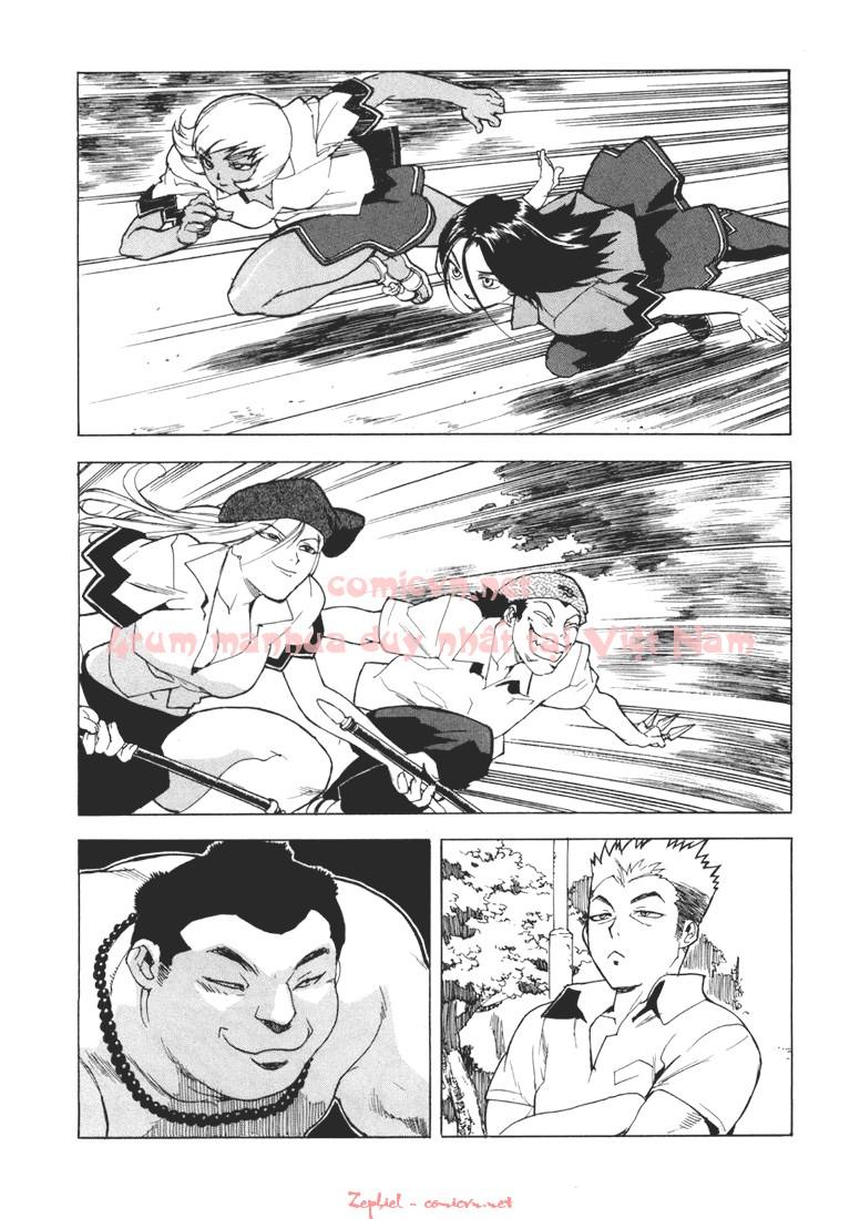Aiki chap 11 - Trang 15
