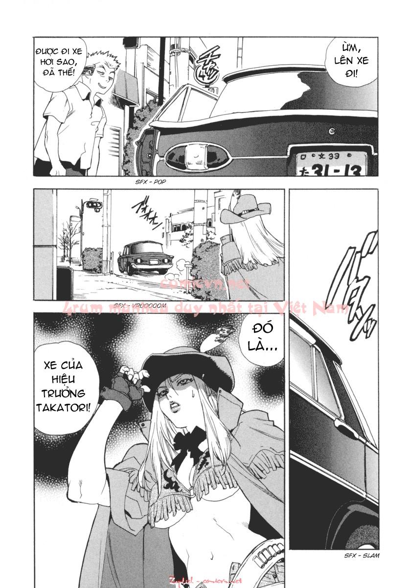 Aiki chap 8 - Trang 7
