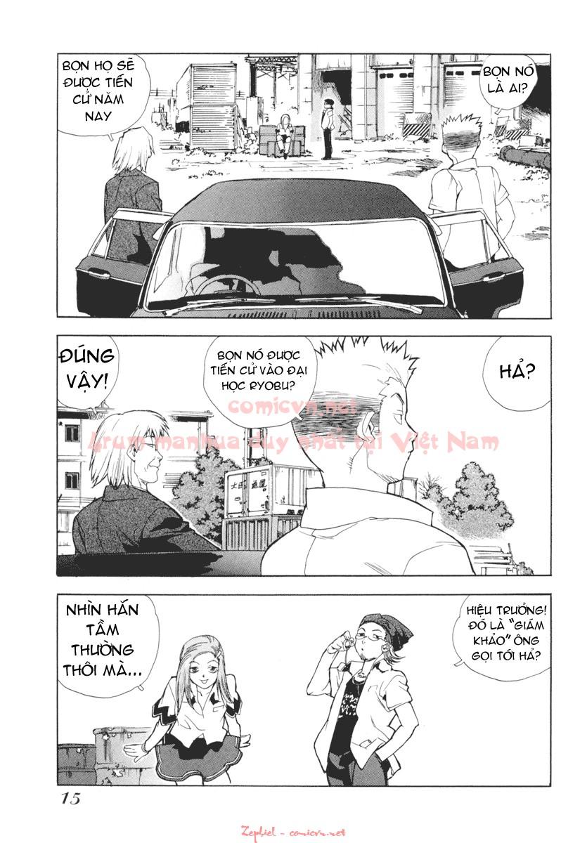 Aiki chap 8 - Trang 15