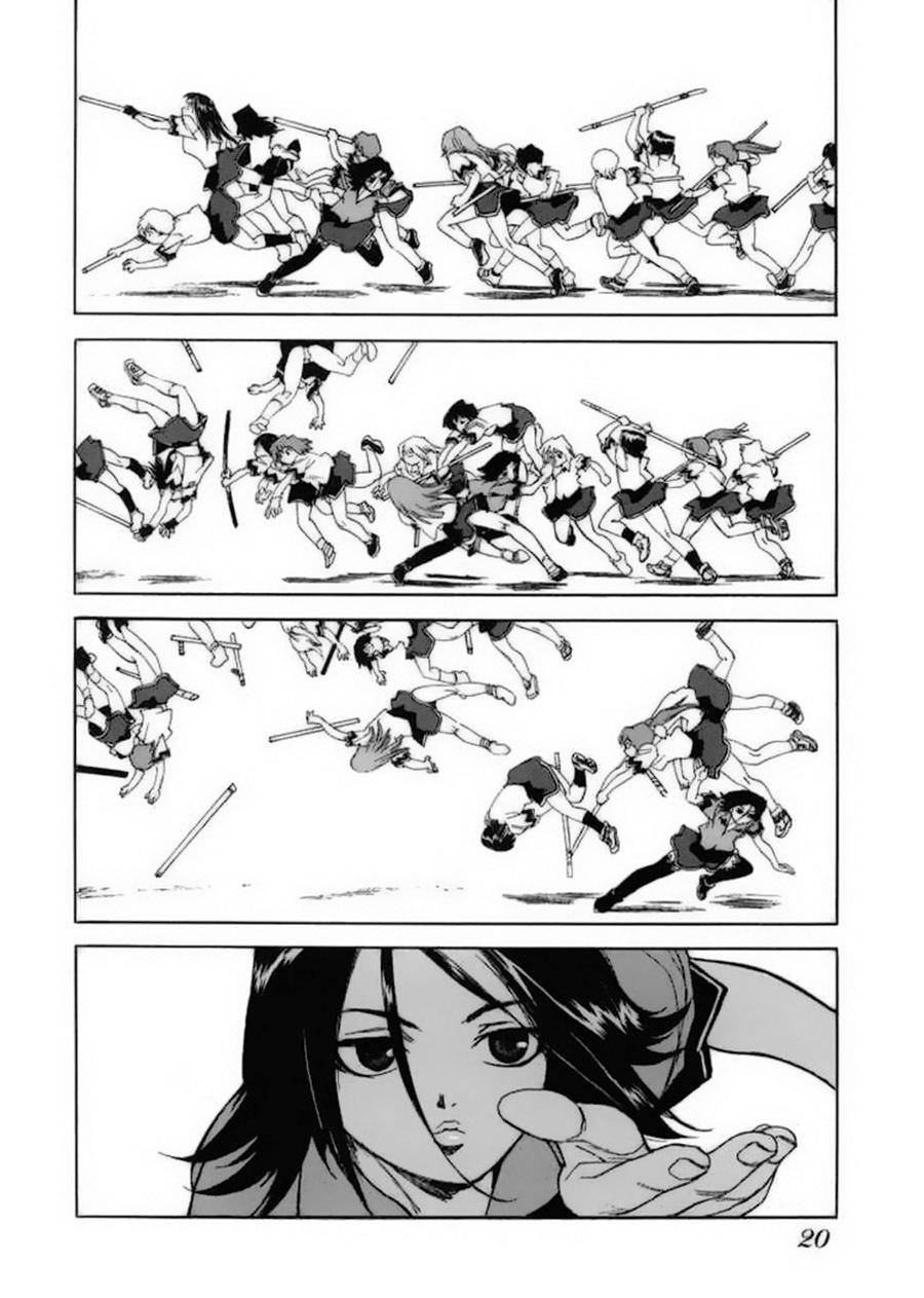 Aiki chap 1 - Trang 21