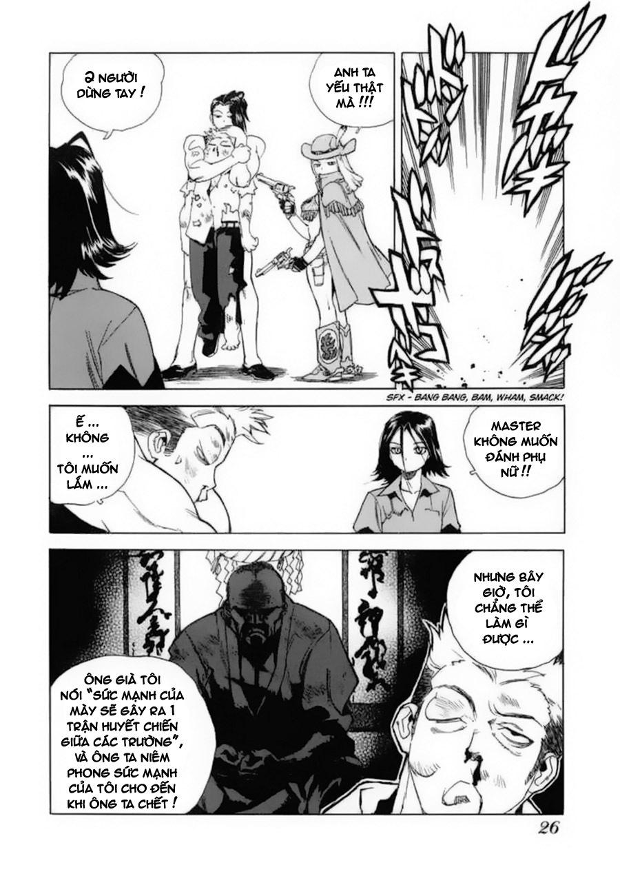 Aiki chap 1 - Trang 27