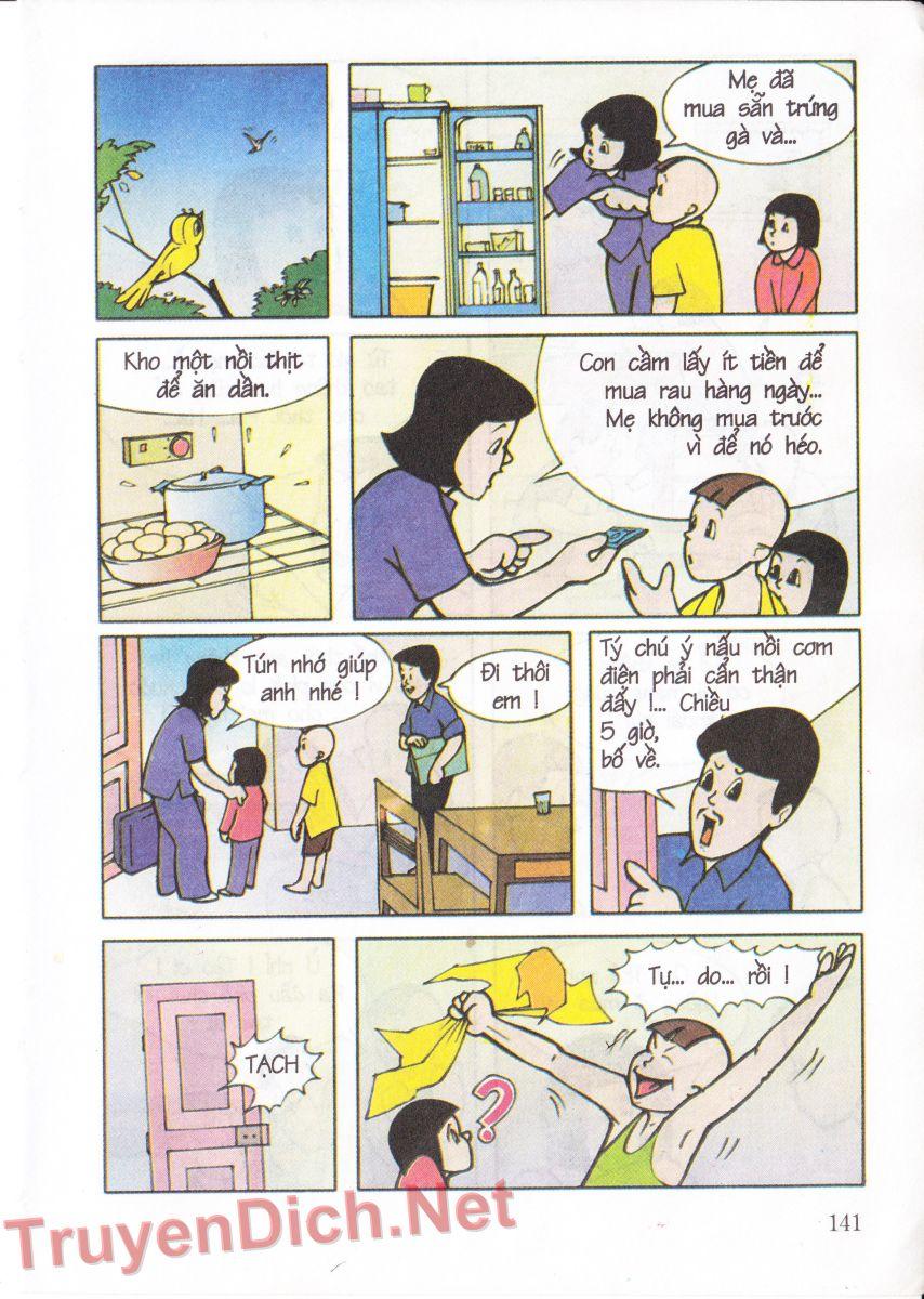 Tý Quậy Tập 2.3 trang 4