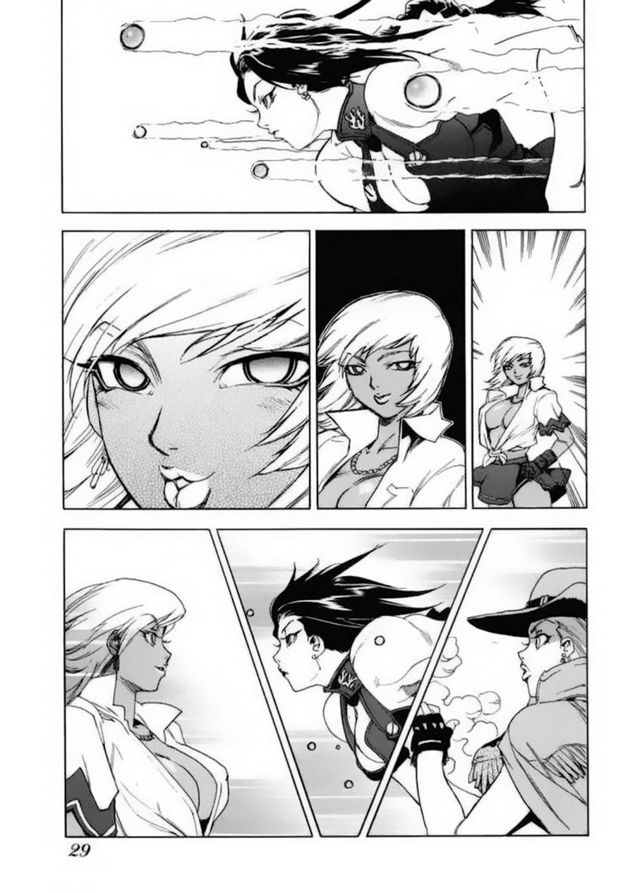 Aiki chap 1 - Trang 30