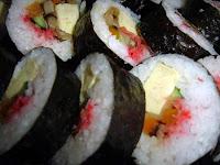 Makanan Makanan Jepang Sushi Makanan Mendunia