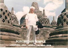 ON TOP OF BOROBUDUR