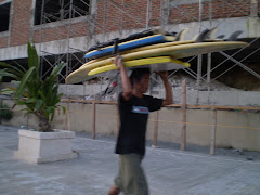 SURVING IN BALI