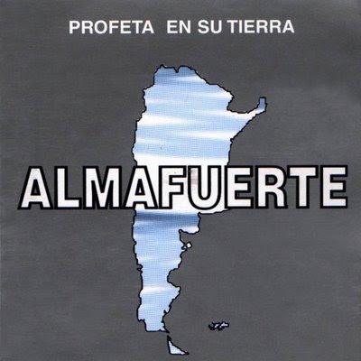 Almafuerte + Discografia + Historia