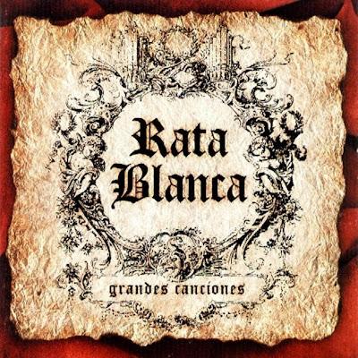 Rata Blanca Grandes Canciones Frontal Discografia Rata Blanca