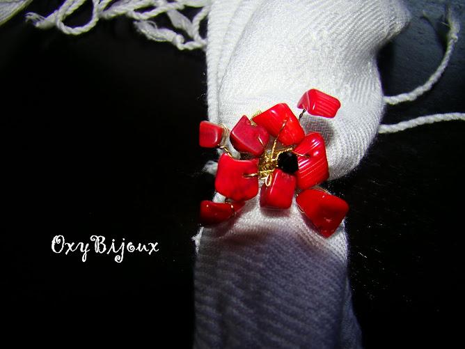 "Inel ""Floare de coral""- pret 14 ron-VANDUT"