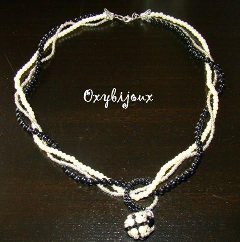 "Colier ""Rare pearls"" - pret 24 ron-VANDUT"