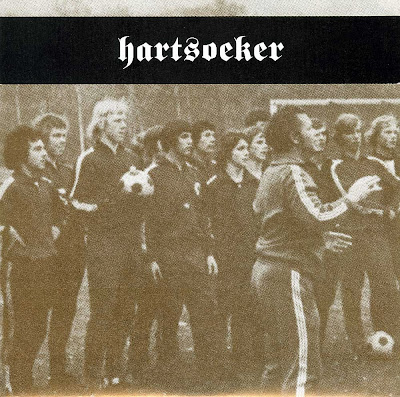 HARTSOEKER / EYE HATE LUCY - Split  EP