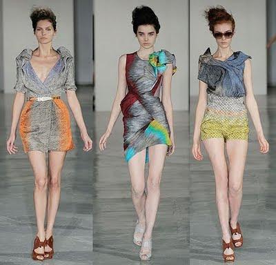 Top Fashion Week 2010