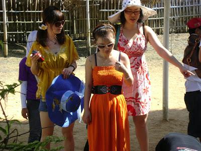Women Asian Fashion Style