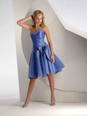 Evening Dress Patterns on Formal Dresses  Prom Dresses  And Evening Dresses  Trend Prom Dresses