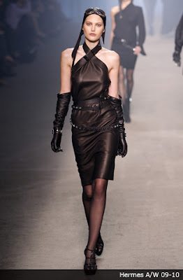 Women's Leather Fashion Trend For 2010