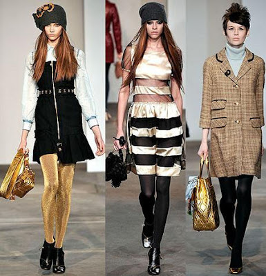 fashion trend 2009: 2010 Winter Fashion Trends