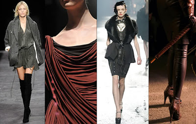Women's Autumn (Fall)/Winter 2009/2013 Fashion Trends