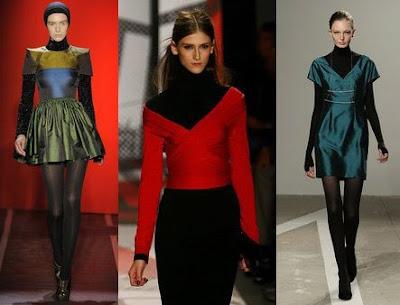 2010 Fashion Trend, Fashion Trend, Women Fasion Trend under Black