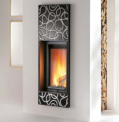 Fireplace, Home Fireplace, Home Fireplace Design, Modern Fireplace Design by Montegrappa